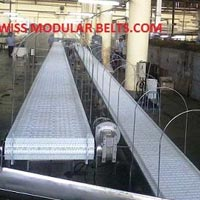 Food Cooling Conveyor System