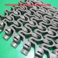 Spiral Plastic Modular Conveyor Belts (IS-93)