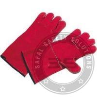 Heavy Duty Welding Safety Gloves
