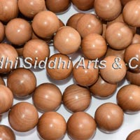 Hand Carved Sandalwood Mala