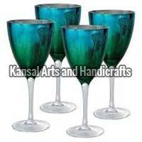 Glass Wine Set