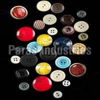 Plastic Buttons 01