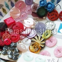 Plastic Buttons 04