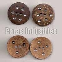 Wooden Buttons 04