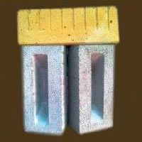 Fly Ash Hollw Bricks