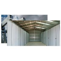 Light Structural Shed