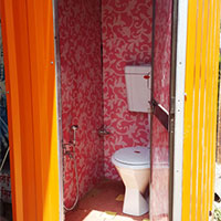 Readymade Toilets