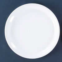 Full & Quarter Round Acrylic Dinner Plate