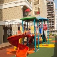 Playground Rubber Flooring 09