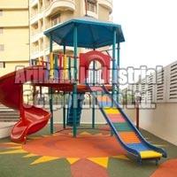 Playground Rubber Flooring 11