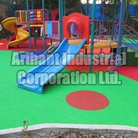 Playground Rubber Flooring 19