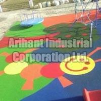 Playground Rubber Flooring 25