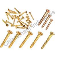 Brass Wood Screws