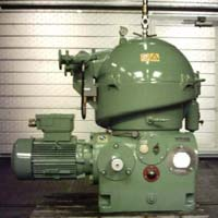 Westfalia Oil Separator