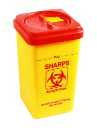 Sharp Container 6L