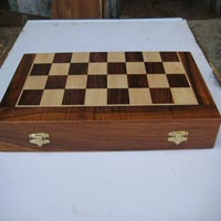 Folding Chess Boards