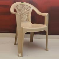 Plastic Medium Back Chairs
