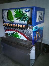 10 Valve Soda Fountain Machine 02