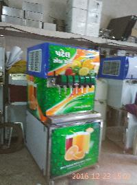 6 Valve Soda Fountain Machine 02