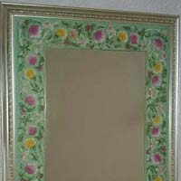 Designer Hand Painted Mirrors 02
