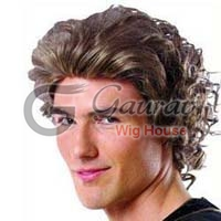 Mens Lace Hair Wig