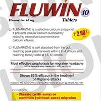 Fluwin 10 Tablets