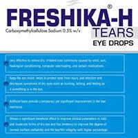 Freshika-H Tears Eye Drops