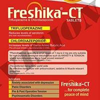 Freshika-Z & Freshika-CT Tablets