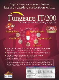 Fungisure-IT 200 Capsules