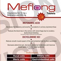 Meflong Tablets