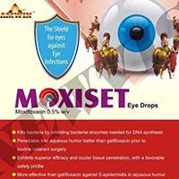 Moxiset Eye Drops