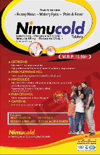 Nimucold Tablets
