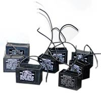 Square Type Capacitor