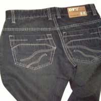 Over Dyed Denim Jeans Manufacturer