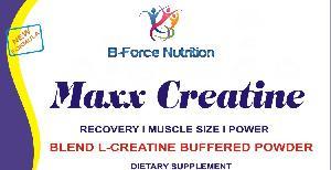Maxx Creatine Powder