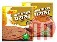 2 Combo Pack Ajwain Paratha