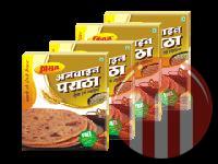 4 Combo Pack Ajwain Paratha