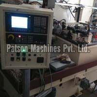 CNC Milling and Deburring Machine