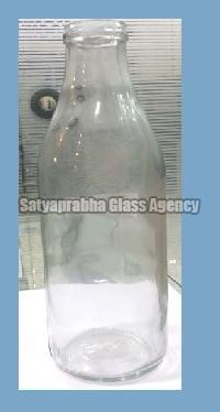 1000 ml Glass Milk Bottles