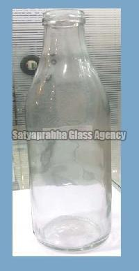 1000 ml Glass Water Bottles