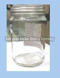 400 ml Glass Round Lug Bottles