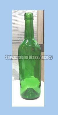 750 ml Glass Bordeaux Bottles