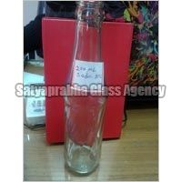 Glass Cold Drink Bottles