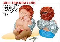 Angel Baba Money Bank