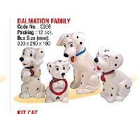 Dalmation Family