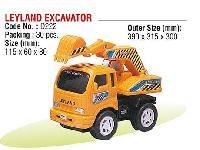 Leyland Excavator