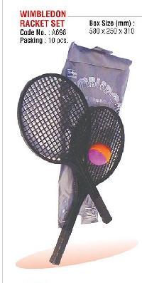Wimbledon Racket Set