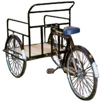 Loading Rickshaw/ Industrial Trolley