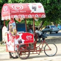 Ice-cream Rickshaw