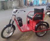 Motorized Tricycle